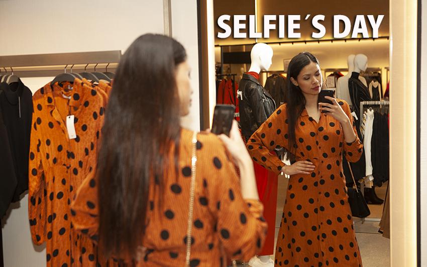Día de selfies (parte I)