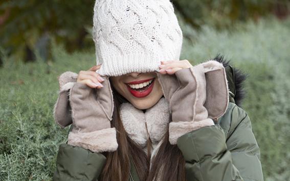 """¿Quién dijo frío?, con este look no vas a tener ni pizca de """"pelete"""". Además te damos algunos consejos para contribuir al cuidado del medioambiente."""